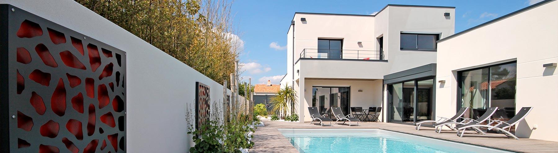 Prestige constructeur maisons haut de gamme groupe satov for Maison haut de gamme