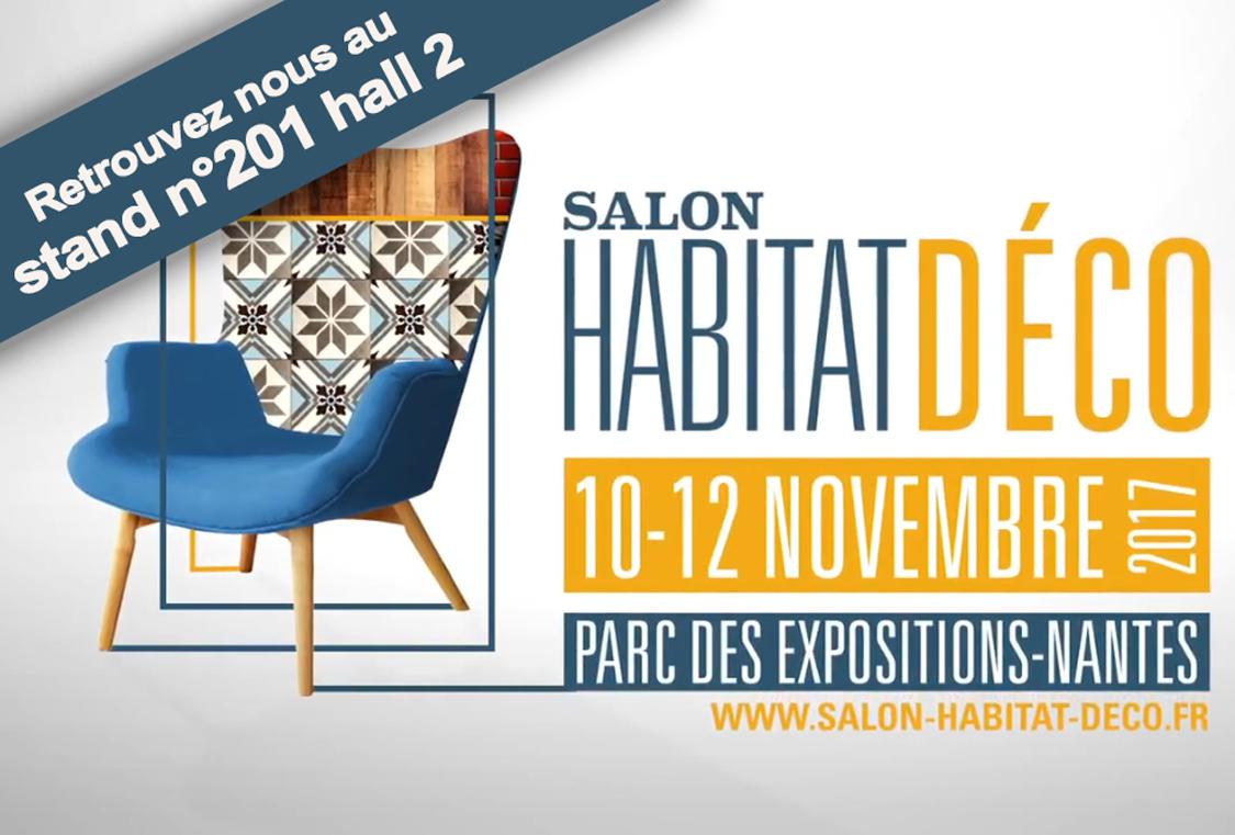 Le Groupe SATOV Participera Au Salon Habitat Déco à Nantes