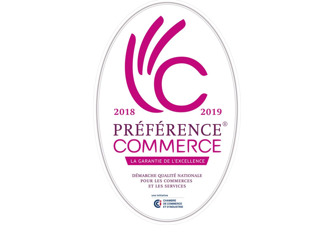 Groupe SATOV Préférence Commerce 2019