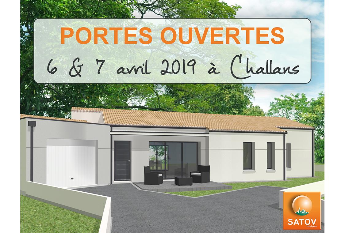 Portes ouvertes SATOV Challans 6-7 avril 2019 - Groupe SATOV
